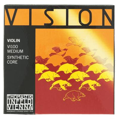 Thomastik-Infeld VI100 Vision 4/4 Full-Size Violin Single Strings