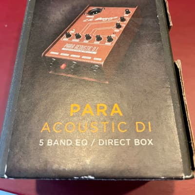 LR Baggs Para Acoustic DI Direct Box