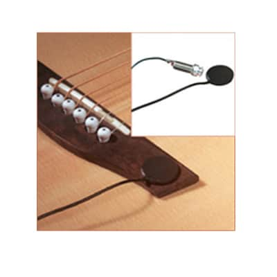 BARCUS BERRY DISQOS Soundboard Transducer for External Mount for sale