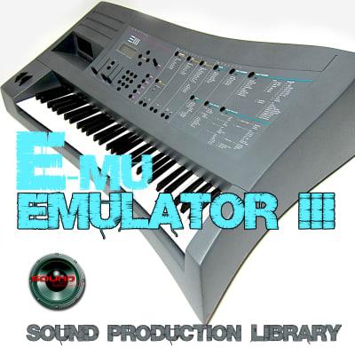 E-mu Emulator 3 - The KING of Dance - Large unique original WAVE/Kontakt Samples Library