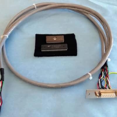 Luca Sasdelli Rhodes Chroma CC+ MIDI internal kit
