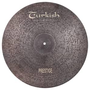 "Turkish Cymbals 19"" Custom Series Prestige Crash PR-C19"