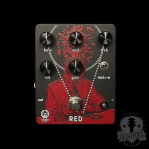 Red High Gain Distortion - Walrus Audio for sale