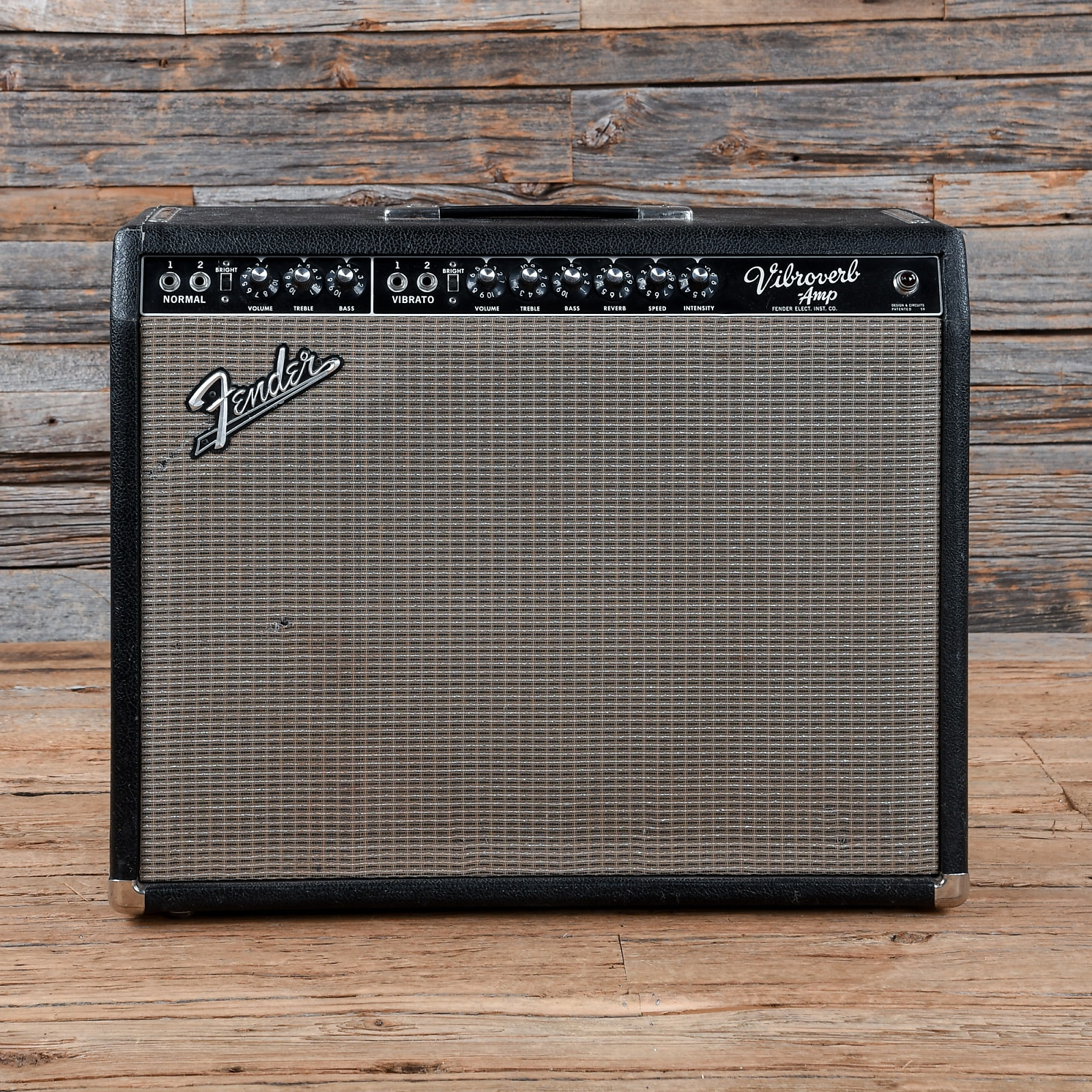 Fender Vibroverb-Amp 1964 (s288)