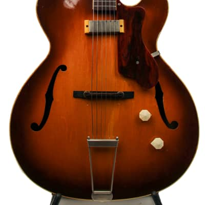 Epiphone Zephyr Regent 1953 Burst for sale