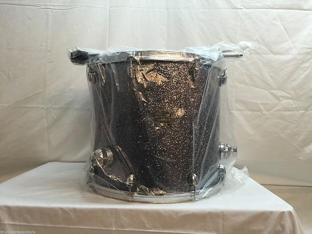 Mapex Saturn Iv 18x16 Quot Granite Sparkle Floor Tom Reverb