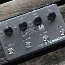 TC Electronic Ditto X4 Looper image