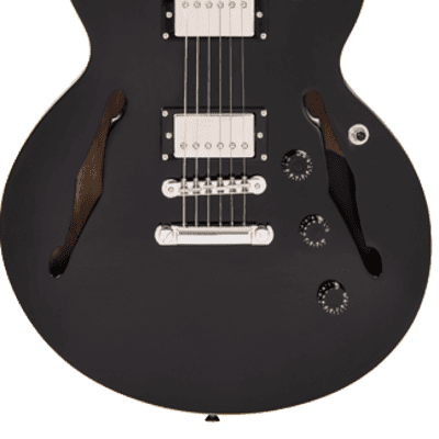 Fret-King  Elise FKV3HBK  Black