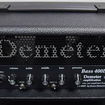 Demeter VTB-400D Amp in Tolex-Covered Wood Case for sale