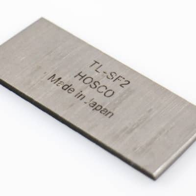 HOSCO TL-SF2 file block, 2 mm for sale