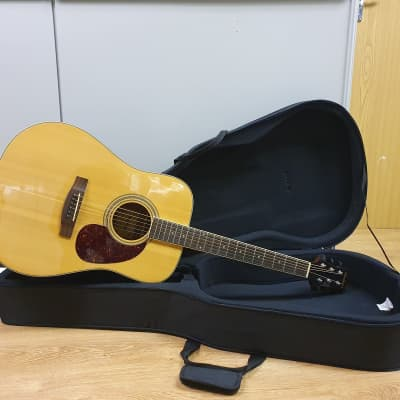 Nineboys D-15 Natural Dreadnought Electro Acoustic Guitar for sale