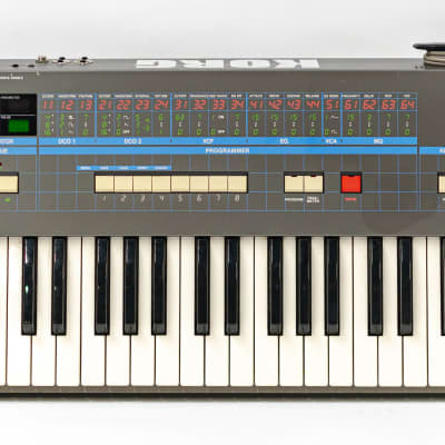 Korg Poly-61 61-Key Keyboard / Synthesizer with ModyPoly / Modysix - Vintage