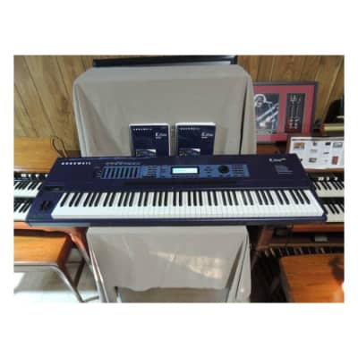 Kurzweil K2600X 88-key workstation synthesizer
