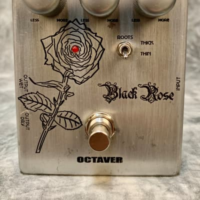 Rocktron Black Rose Octaver for sale