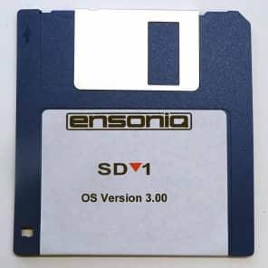 Ensoniq SD-1 Operating System Disk v 3.00