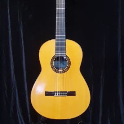 Kazuo Sato Classical guitar Indian Rosewood/GermanSpruce 1991 for sale