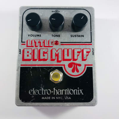 Electro-Harmonix Little Big Muff Reissue  *Sustainably Shipped*
