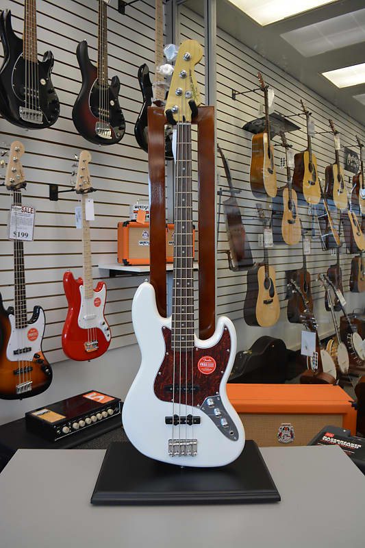 Squier Vintage Modified Jazz Bass - Olympic White
