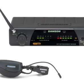 Samson Airline 77 True Diversity UHF Wireless Wind Instrument Mic System - Channel N1 (642.375 MHz)