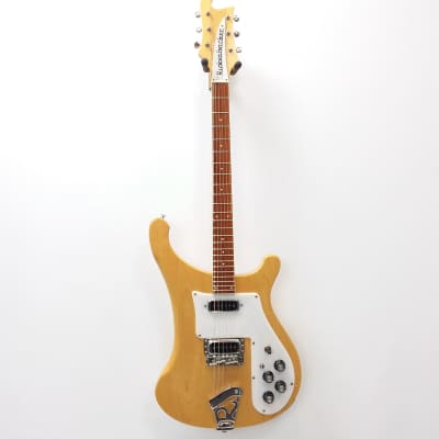 Rickenbacker 480 MAPLEGLO Electric Guitar Natural for sale