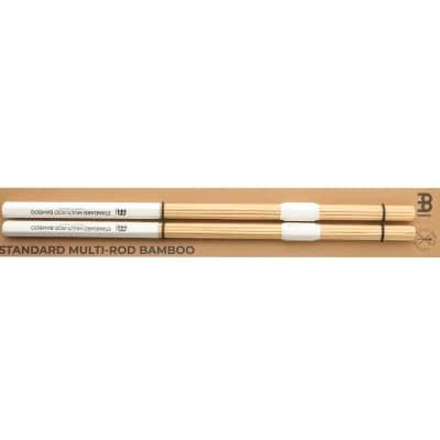 Meinl SB201 Bamboo Standard Multi-Rod Bundle Sticks