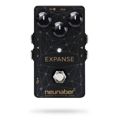 Neunaber Audio Effects Expanse Series - Web / Selectable True/Buffered Bypass
