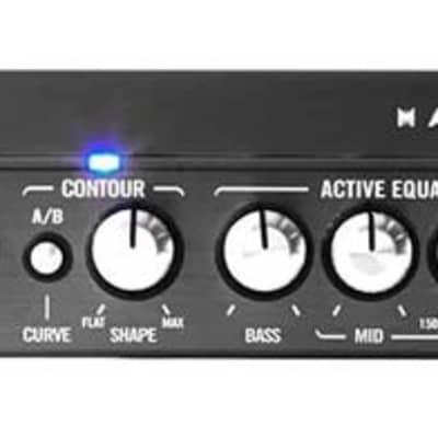 Genzler MG350 Magellan 350 Bass Guitar Head 350 Watts