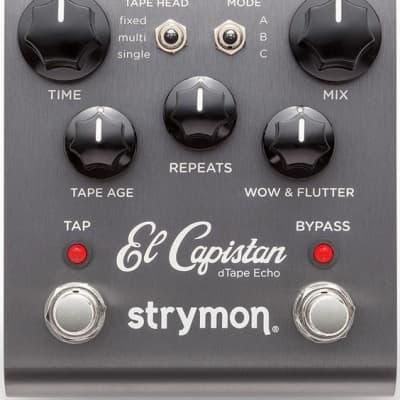 STRYMON EL CAPISTAN (+ $10 shipping)