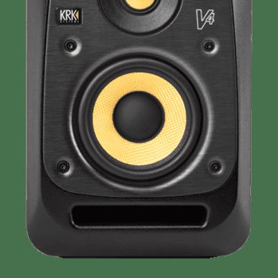 Brand  KRK V4 S4 Series 4 Active Powered Studio Monitor