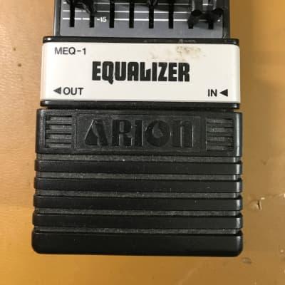 Arion MEQ-1  Equalizer Black/Grey for sale