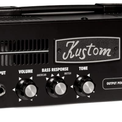 Kustom Defender 15H - 15 Watt Guitar Amp Head 2018 Black for sale