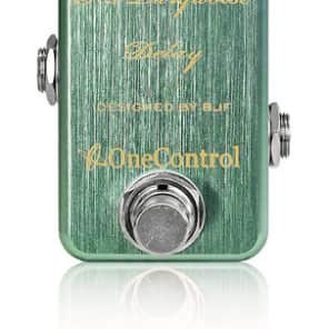 One Control BJF Sea Turquoise Delay - One Control BJF Sea Turquoise Delay for sale