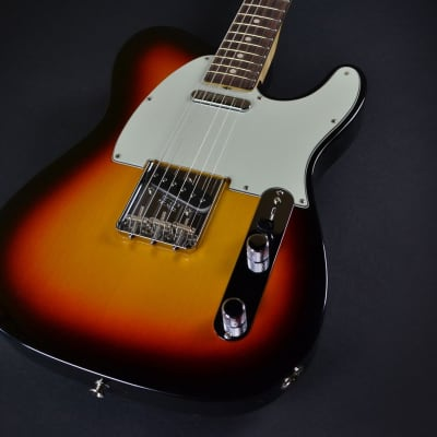 Fender Custom Shop 1963 Telecaster NOS - 3-Tone Sunburst for sale