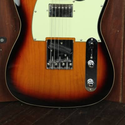 Revelation RTE-Custom Solidbody Sunburst for sale