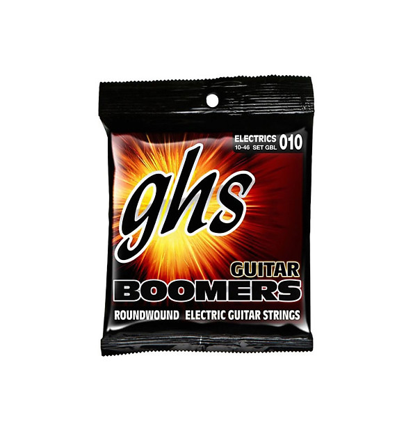 ghs boomers gbl010 electric guitar strings alto music reverb. Black Bedroom Furniture Sets. Home Design Ideas