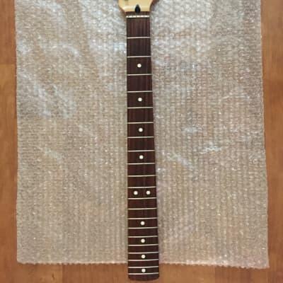 1999 MIM Fender Strat neck w/tuners! (Rosewood!)