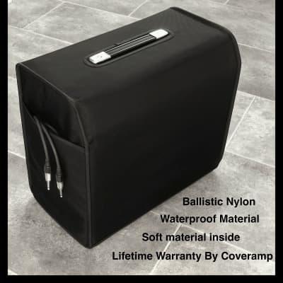 Waterproof Ballistic Nylon  cover polar inside FENDER Princeton Reverb Amp Silverface 1968/81 Combo