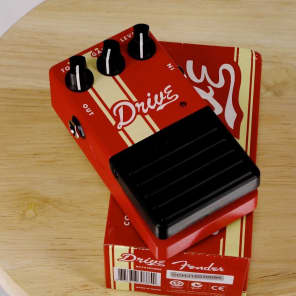 Fender Drive Overdrive Pedal