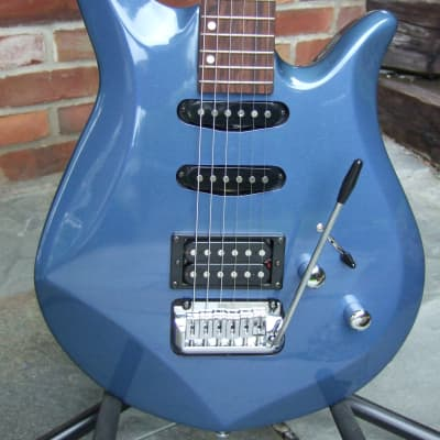 Cort Jerry Auerswald Designed Electric Guitar Possibly A Prototype Uber Rare for sale