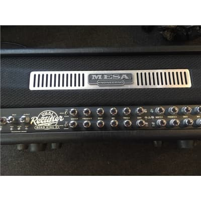 Mesa Boogie Roadking II Head plus footswitch Second Hand for sale