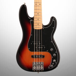 Fender Deluxe Active Precision Bass Special, 3-Color Sunburst, Maple Fingerboard, with Gig Bag for sale