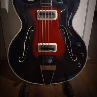 Orpheus  1970 Red Burst for sale