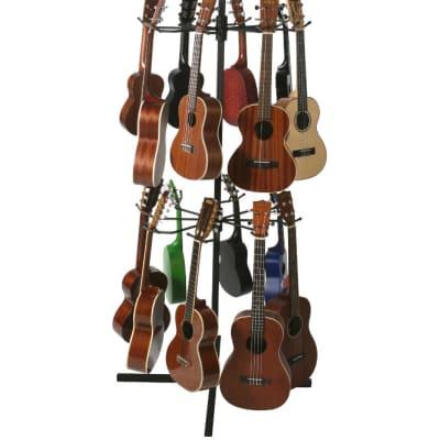String Swing CC54-3 - 3-Tier Small Stringed Instrument Tree Rack - 3UK: Ukulele/Mandolin-USED