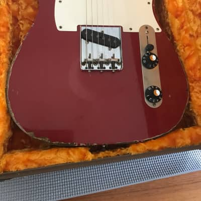 Muddy Waters Custom Shop Telecaster for sale