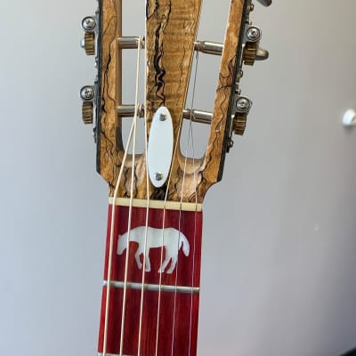 Lame Horse Custom (BANJO GUITAR)  almost new for sale