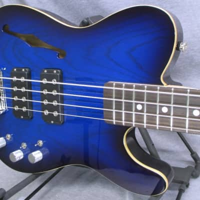 2017 USA made G&L ASAT Semi Hollow Bass for sale