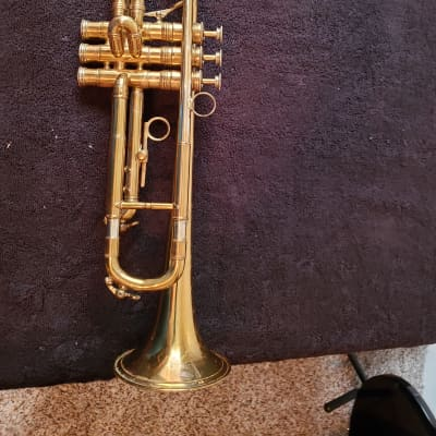 Selmer K-Modified Bb Trumpet Lacquered