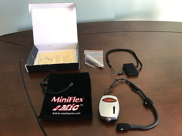 MiniFlex Mic Model 2 | Michael's Gear Bargains