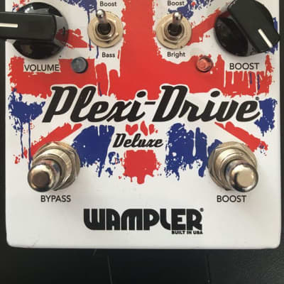 Wampler Plexi-Drive Deluxe (Pre-Owned)