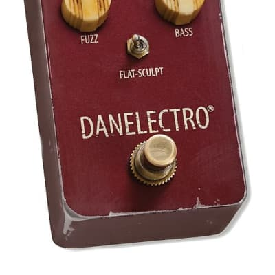 Danelectro Eisenhower Octave Fuzz - Up and Down baby! for sale
